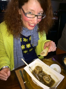 Eve Tries Bone Marrow